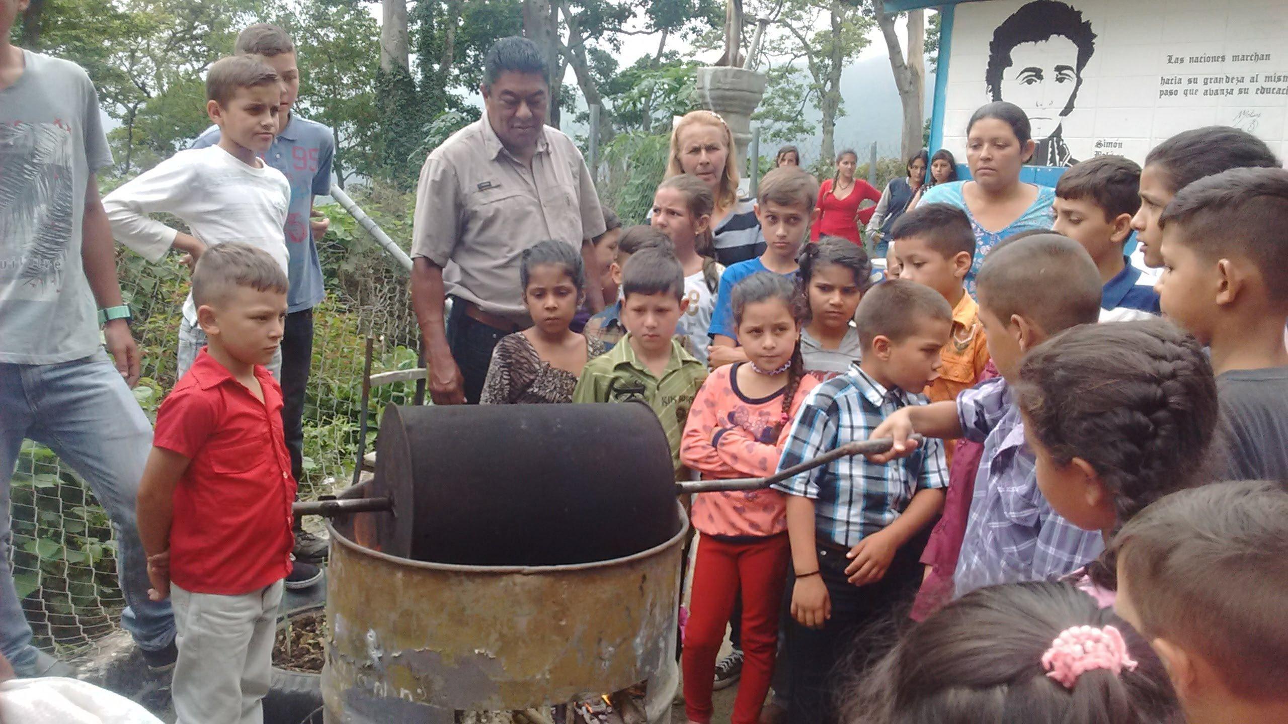 Celebración Especial: Por un café amigable a las aves en Venezuela