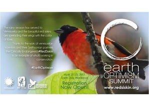 ¡La conservación funciona! IC presentada en el Earth Optimism Summit