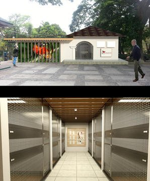 Construcción de un Centro Integral de Conservación del Cardenalito en Caracas