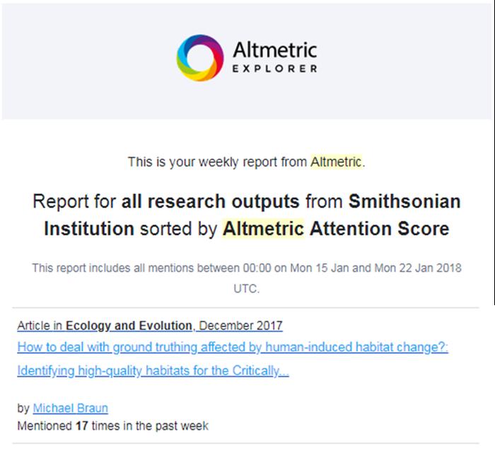 Difundiendo la investigación de IC: nuestro artículo más reciente entre los cinco más mencionados en SI metrics!