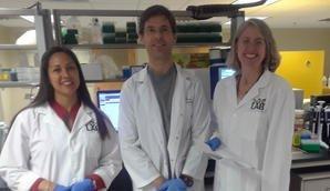 Entrenamiento e investigación genética en el Smithsonian Institution